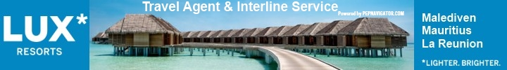 Lux Resorts Travel Agent & Interline Service
