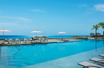 Secrets The Vine Cancun Pool Jacuzzi