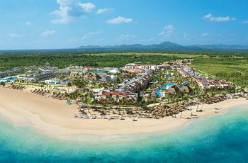 Breathless Punta Cana Resort & Spa Luftaufnahme