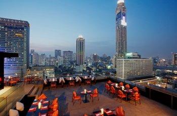 Centara Watergate Pavillion Hotel Bangkok **** 2 Nächte ÜF ab