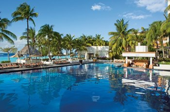 Dreams Sands Cancun Main Pool