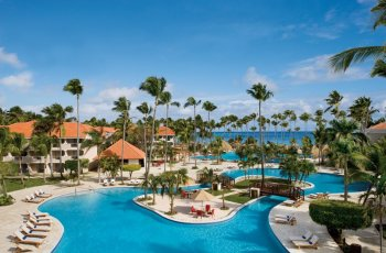 Dreams Palm Beach Punta Cana Hauptpool