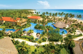 Dreams Punta Cana Luftaufnahme