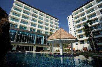Centara Pattaya Hotel **** 5 Nächte ÜF ab